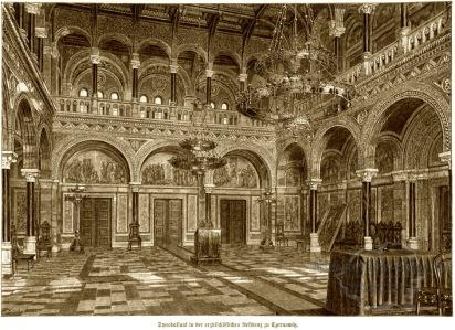 Sala Sinodală-Unire 11.1918